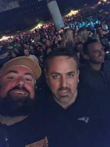 Brian attended Lynyrd Skynyrd - Big Wheels Keep on Turnin' Tour on Sep 23rd 2021 via VetTix