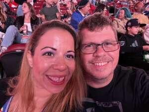 Tom W attended Florida Panthers vs. Tampa Bay Lightning - NHL Preseason on Oct 9th 2021 via VetTix