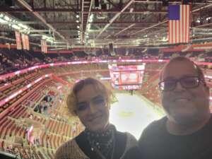 Ol  attended Florida Panthers vs. Tampa Bay Lightning - NHL Preseason on Oct 9th 2021 via VetTix