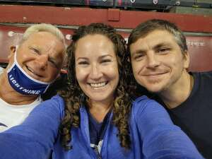 Steven G. attended Florida Panthers vs. Tampa Bay Lightning - NHL Preseason on Oct 9th 2021 via VetTix