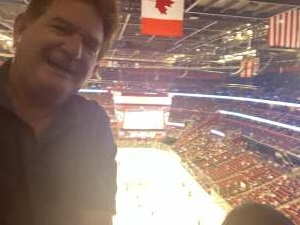 Michael  attended Florida Panthers vs. Tampa Bay Lightning - NHL Preseason on Oct 9th 2021 via VetTix