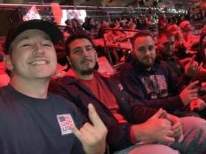 Joey attended Florida Panthers vs. Tampa Bay Lightning - NHL Preseason on Oct 9th 2021 via VetTix