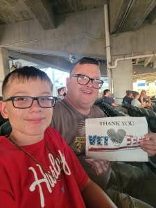 Bill attended Counting Crows: Butter Miracle Tour 2021 on Sep 23rd 2021 via VetTix