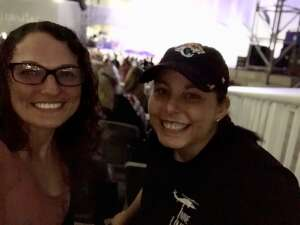 Cheryl Parker attended Counting Crows: Butter Miracle Tour 2021 on Sep 23rd 2021 via VetTix