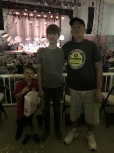 Celeste  attended Counting Crows: Butter Miracle Tour 2021 on Sep 23rd 2021 via VetTix
