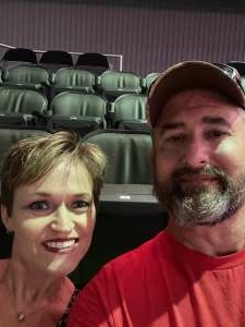 Curts attended Lauren Daigle on Sep 26th 2021 via VetTix