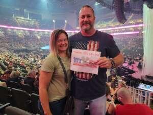 Bob C attended Lauren Daigle on Sep 26th 2021 via VetTix
