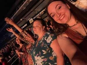 Danielle Springall attended Lauren Daigle on Sep 26th 2021 via VetTix