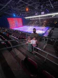 Click To Read More Feedback from Disney on Ice Presents Let's Celebrate