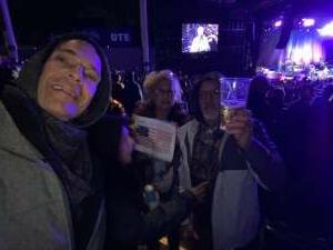 Noel attended Jimmy Buffett: Life on the Flipside Tour 2021 on Sep 23rd 2021 via VetTix