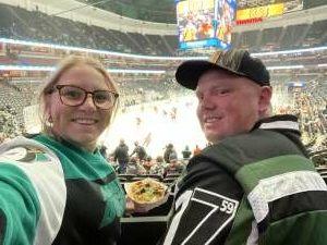 Mark G attended Anaheim Ducks vs. Winnipeg Jets - Antis Community Corner on Oct 13th 2021 via VetTix