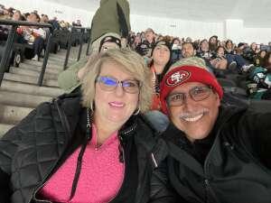 Ed Aguiar attended Anaheim Ducks vs. Winnipeg Jets - Antis Community Corner on Oct 13th 2021 via VetTix