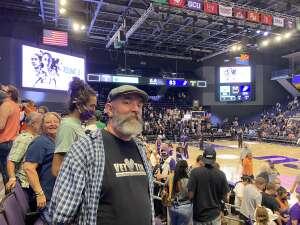 Bob Nelson attended WNBA Playoffs Round 1 Phoenix Mercury vs. New York Liberty on Sep 23rd 2021 via VetTix