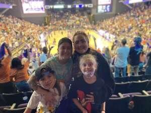 YeghFam attended WNBA Playoffs Round 1 Phoenix Mercury vs. New York Liberty on Sep 23rd 2021 via VetTix