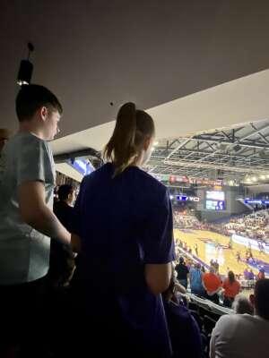 Randy J attended WNBA Playoffs Round 1 Phoenix Mercury vs. New York Liberty on Sep 23rd 2021 via VetTix