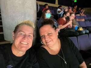 Shannon attended WNBA Playoffs Round 1 Phoenix Mercury vs. New York Liberty on Sep 23rd 2021 via VetTix