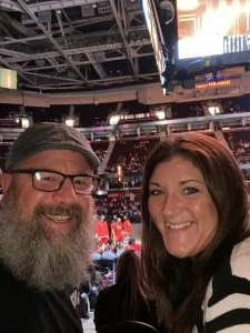 Rich Nash attended Cleveland Cavaliers vs. Chicago Bulls - NBA on Oct 10th 2021 via VetTix