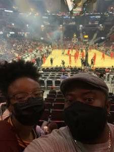 Roc attended Cleveland Cavaliers vs. Chicago Bulls - NBA on Oct 10th 2021 via VetTix