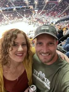 Roth attended Cleveland Cavaliers vs. Chicago Bulls - NBA on Oct 10th 2021 via VetTix