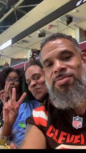 D. White attended Cleveland Cavaliers vs. Chicago Bulls - NBA on Oct 10th 2021 via VetTix