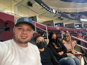 Luis attended Cleveland Cavaliers vs. Chicago Bulls - NBA on Oct 10th 2021 via VetTix