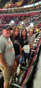 Click To Read More Feedback from Cleveland Cavaliers vs. Chicago Bulls - NBA