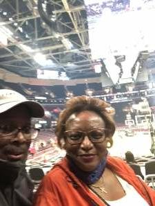 Sgt Sam attended Cleveland Cavaliers vs. Chicago Bulls - NBA on Oct 10th 2021 via VetTix