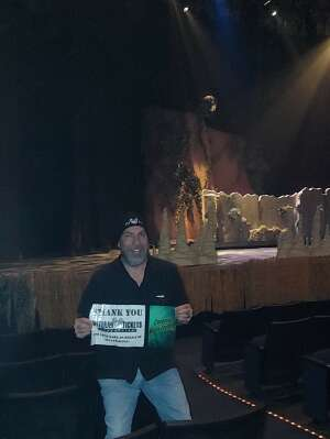 Click To Read More Feedback from All Puppet Players Presents: Creature From the Black Lagoon - 17+