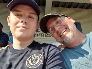 Matt attended Philadelphia Union vs. Columbus - MLS on Oct 3rd 2021 via VetTix
