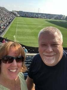 Steve attended Philadelphia Union vs. Columbus - MLS on Oct 3rd 2021 via VetTix