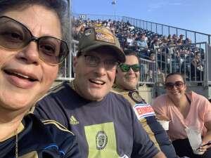 ETH attended Philadelphia Union vs. Columbus - MLS on Oct 3rd 2021 via VetTix