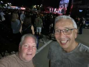 Tom attended Alice Cooper With Special Guest Ace Frehley on Oct 6th 2021 via VetTix
