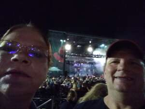 Mark Poucher attended Alice Cooper With Special Guest Ace Frehley on Oct 6th 2021 via VetTix