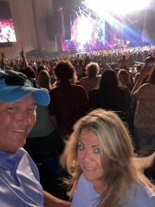 Dan Eaton attended Alice Cooper With Special Guest Ace Frehley on Oct 6th 2021 via VetTix