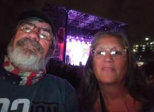 Don Gray attended Alice Cooper With Special Guest Ace Frehley on Oct 6th 2021 via VetTix