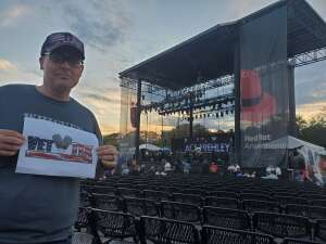 Tom M. attended Alice Cooper With Special Guest Ace Frehley on Oct 6th 2021 via VetTix