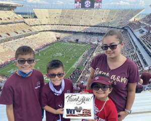 Click To Read More Feedback from Texas A&M Aggies vs. Mississippi State - NCAA Football