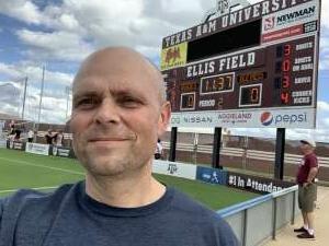 DJ Kimbler attended Texas A&M vs. Ole Miss - NCAA Soccer on Oct 10th 2021 via VetTix