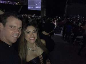 John S. attended Maroon 5 on Oct 2nd 2021 via VetTix