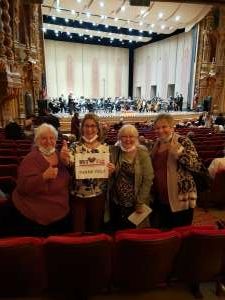Click To Read More Feedback from Columbus Symphony: Brahms & Dvorak