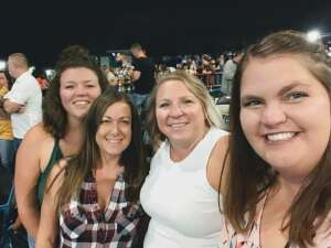 James C. attended Dierks Bentley - Beers on Me Tour 2021 on Oct 8th 2021 via VetTix