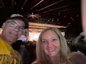 Scott F. attended Dierks Bentley - Beers on Me Tour 2021 on Oct 8th 2021 via VetTix