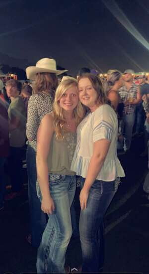 Shannon attended Dierks Bentley - Beers on Me Tour 2021 on Oct 8th 2021 via VetTix