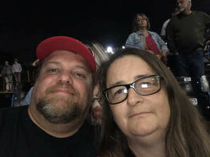 Randy  attended Dierks Bentley - Beers on Me Tour 2021 on Oct 8th 2021 via VetTix