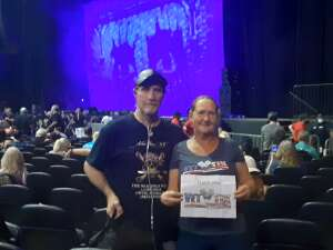 LNeff attended Alice Cooper With Special Guest Ace Frehley on Oct 10th 2021 via VetTix