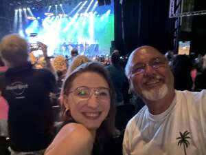 Craig attended Alice Cooper With Special Guest Ace Frehley on Oct 10th 2021 via VetTix