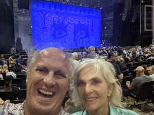 Sher attended Alice Cooper With Special Guest Ace Frehley on Oct 10th 2021 via VetTix