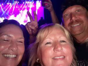 Mike Watson attended Alice Cooper With Special Guest Ace Frehley on Oct 10th 2021 via VetTix