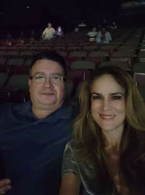 Alex Lugo attended Lauren Daigle on Oct 8th 2021 via VetTix