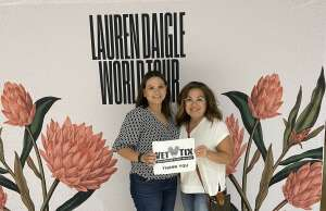 Click To Read More Feedback from Lauren Daigle